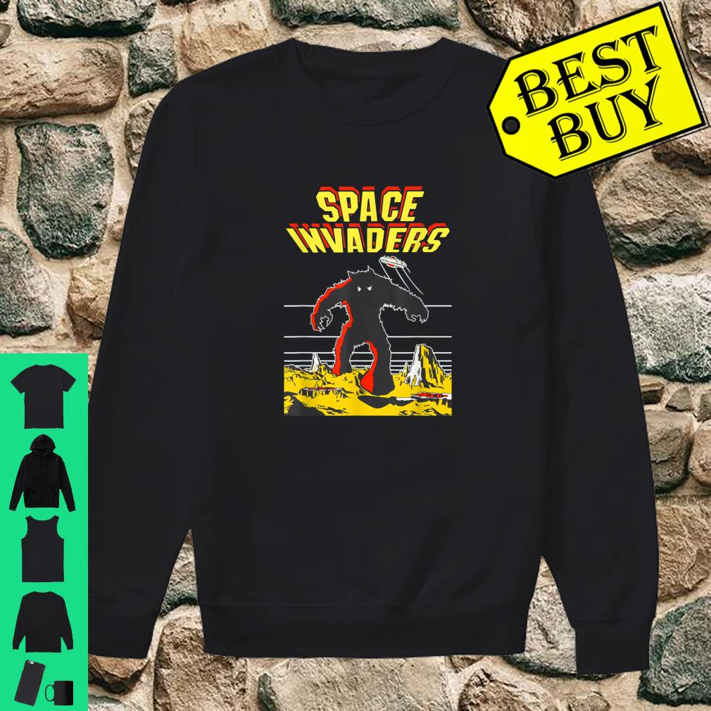 Space Invaders Video Game T-shirt