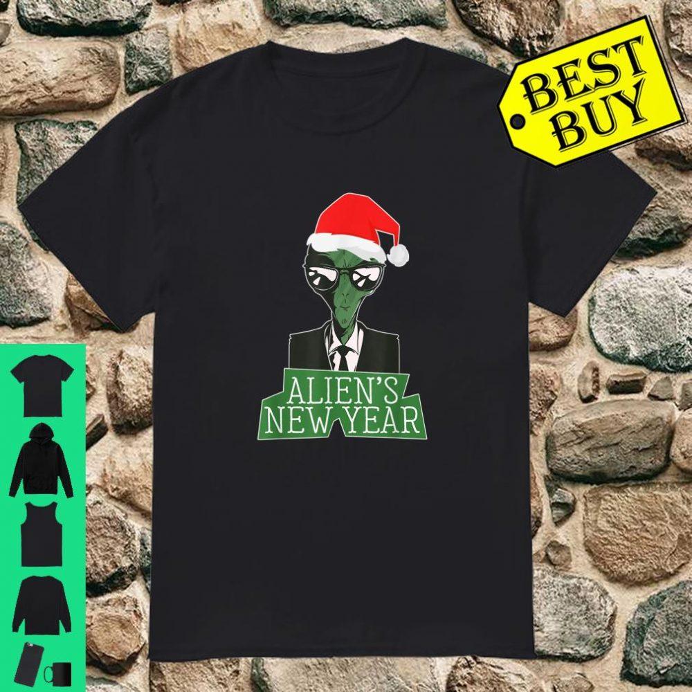 Ausländer-neues Jahr - lustiges ausländisches Weihnachts shirt