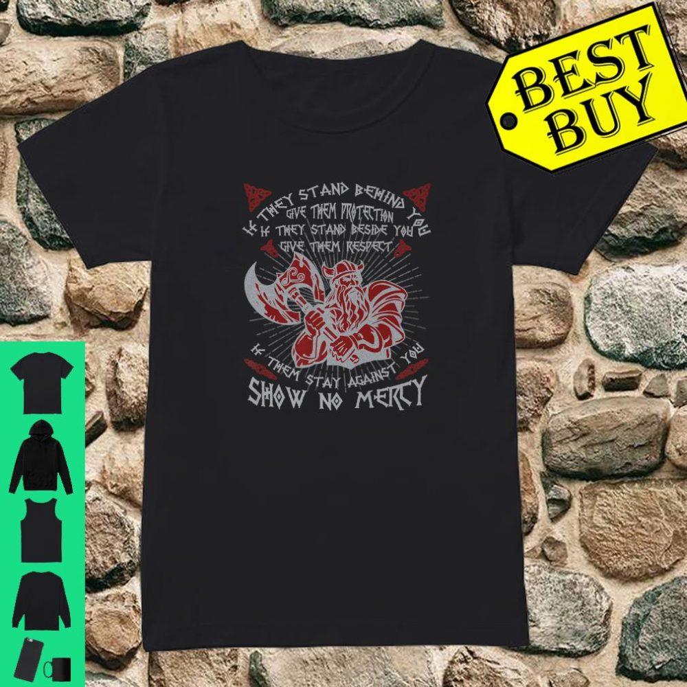 Brave Viking Viking Roots Fans Culture Celtic Shirt ladies tee