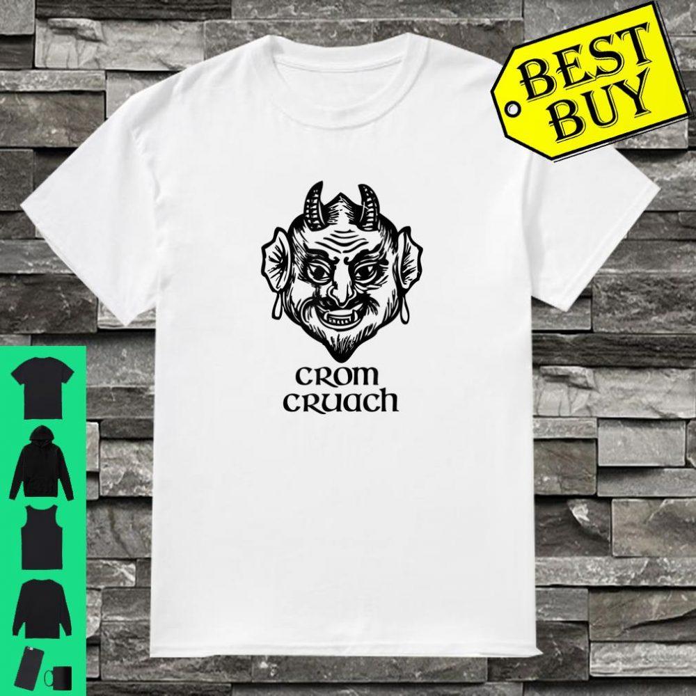 Crom Cruach Irish Pagan God Ireland Paganism Saint Patrick Shirt
