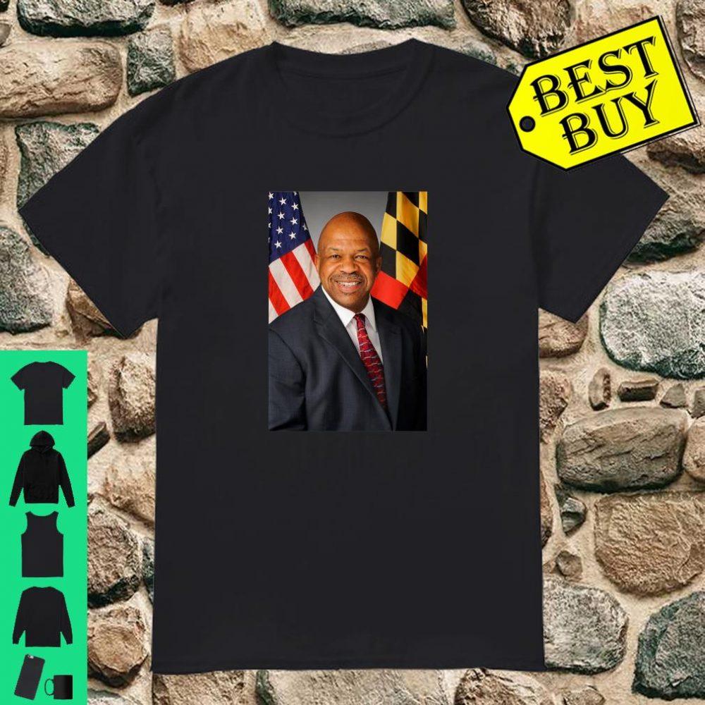 Elijah Cummings Black Democrats Congressman Elijah Memorial shirt