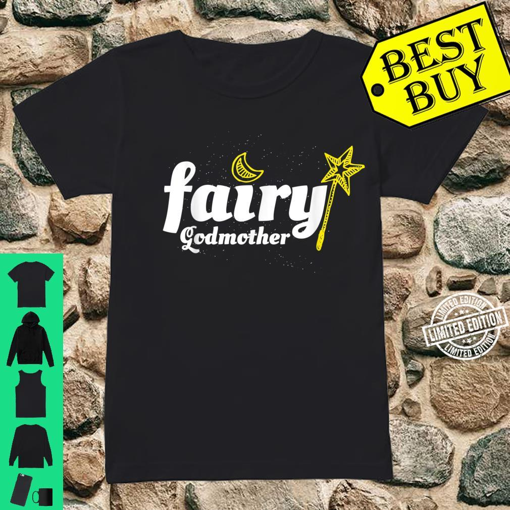 Funny Fairy Godmother Fairy Mom Fairy Tale Readers Shirt ladies tee