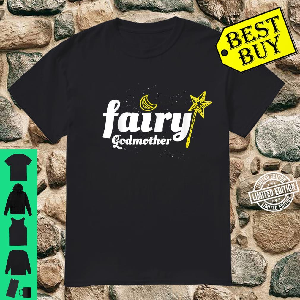Funny Fairy Godmother Fairy Mom Fairy Tale Readers Shirt