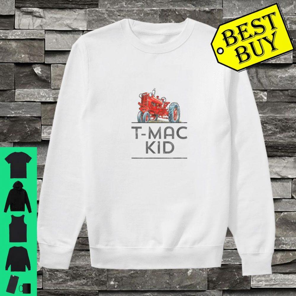 I'm a Tractor I LOVE T-Mac shirt sweater