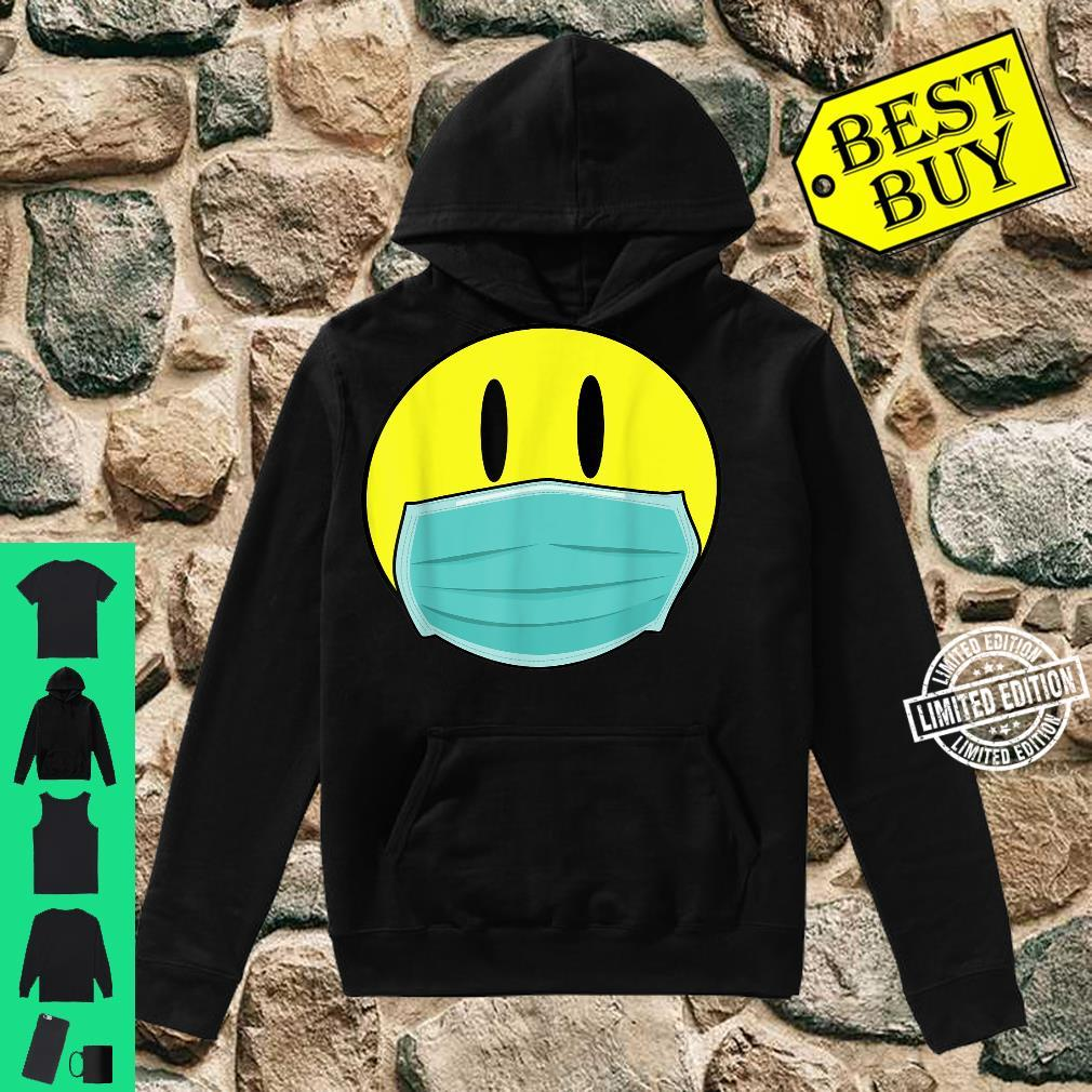 Mens Retro Smiley Face 2020 Acid Man with Mask Shirt hoodie
