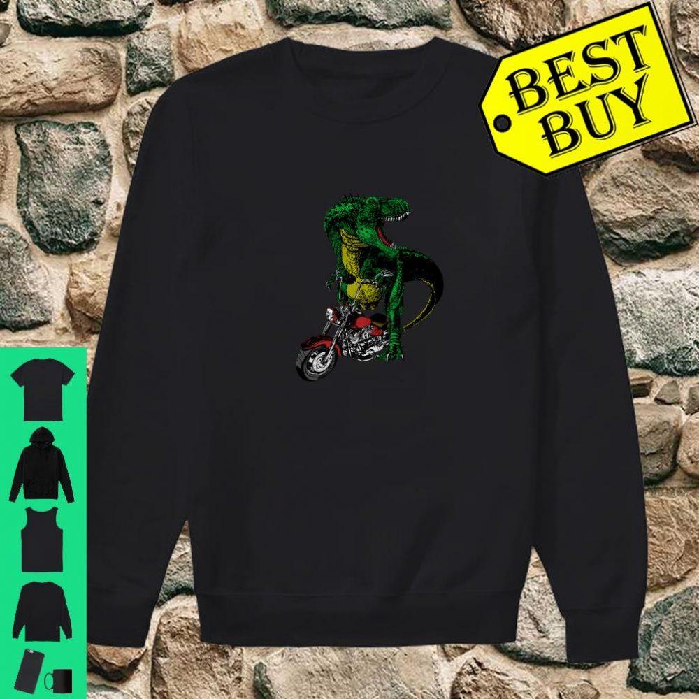 T-Rex on a Chopper shirt sweater