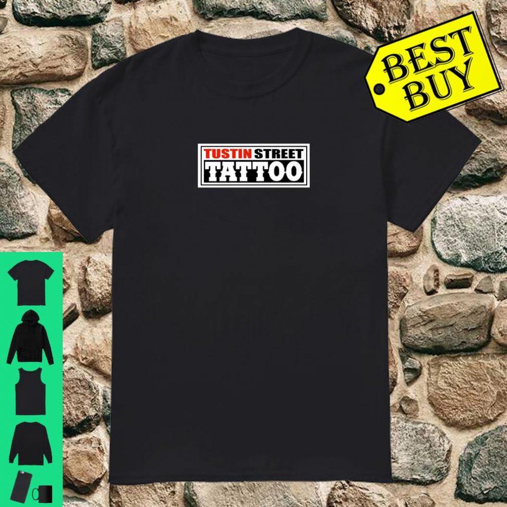 Tustin Street Tattoo shirt