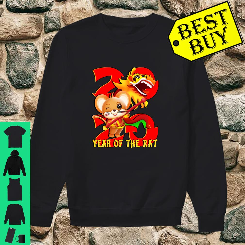 Year Of The Rat 2020 Chinese New Year shirt sweater
